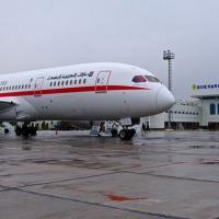 Бухоро аэропорти биринчи марта Dreamliner'ни қабул қилди ва унга хизмат кўрсатди