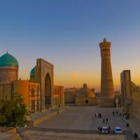 A contest on creation of a tourist brand of Bukhara region