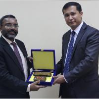 Встреча с Генеральным директором Министерства Туризма Индии