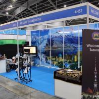 Узбекистан участвует на туристической выставке Сингапура NATAS Holidays 2018