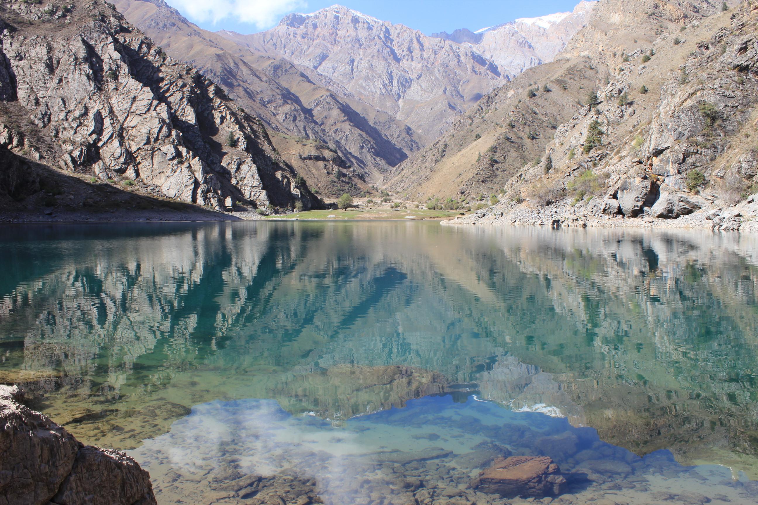Горы Узбекистана  Advantour