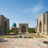 Ташкент-Самарканд-Ташкент (авиа&поезд)