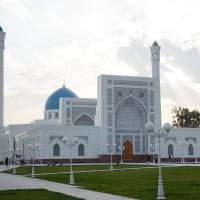 Сочи-Ташкент-Самарканд-Ташкент-Сочи